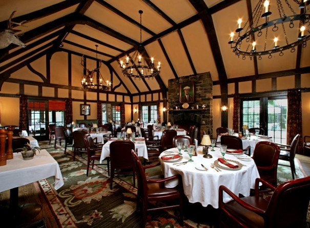 The Sagamore Clubhouse Dining Room