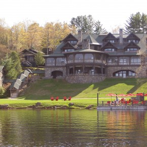 Lake Placid Lodge: The Arts & Crafts Jewel of the Adirondacks