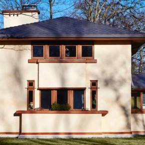 Frank Lloyd Wright's Ross House Brought Back to Life